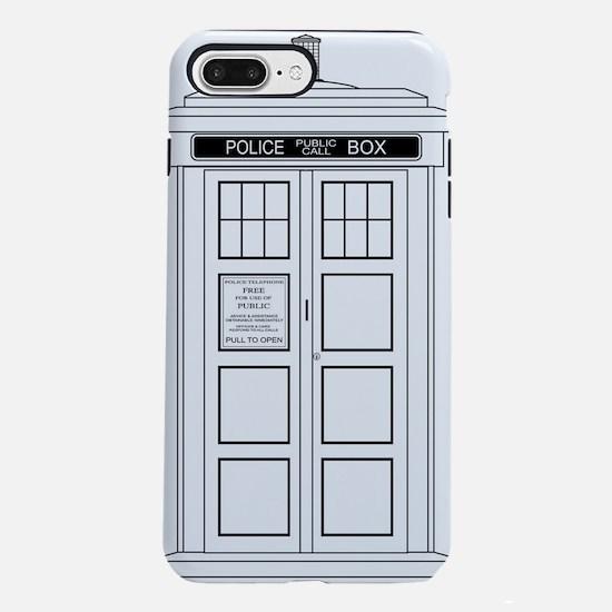 Old Fashioned British Pol iPhone 7 Plus Tough Case