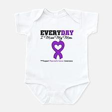 PancreaticCancerMom Infant Bodysuit