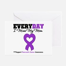 PancreaticCancerMom Greeting Card