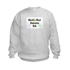 Personalized Bob Sweatshirt