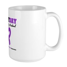 PancreaticCancerHusband Mug