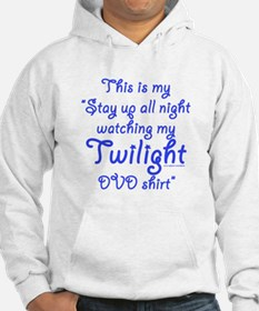 Watching Twilight Hoodie