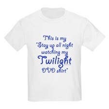 Watching Twilight T-Shirt