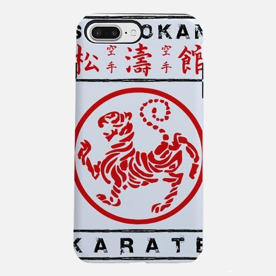Shotokan Karate iPhone 7 Plus Tough Case