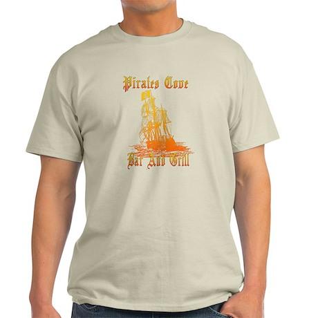 Pirates Cove Light T-Shirt