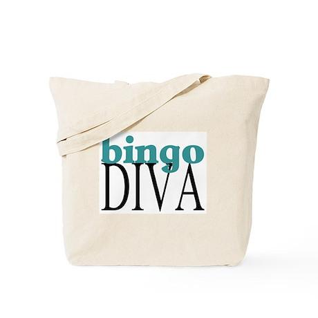 Bingo Diva Tote Bag