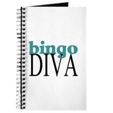 Bingo Diva Journal