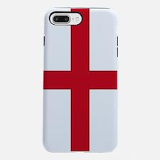 England Flag iPhone 7 Plus Tough Case