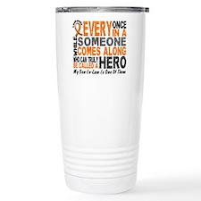 HERO Comes Along 1 Son-In-Law LEUK Travel Mug
