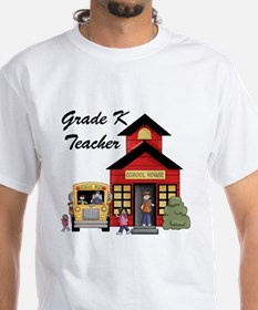 Grade K Teacher Shirt