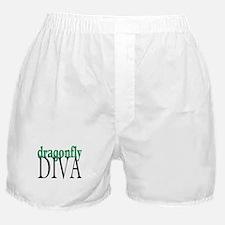Dragonfly Diva Boxer Shorts