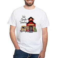 3rd Grade Teacher Shirt