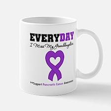 PancreaticCancer Granddaughter Mug
