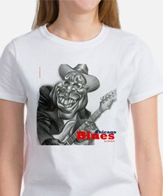 Chicago Blues, by Vizcarra Tee
