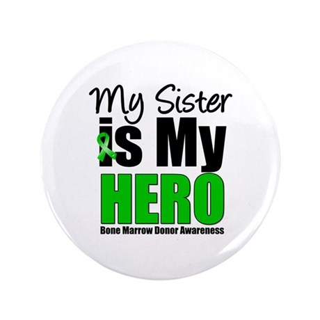 """My Sister is My Hero BMT 3.5"""" Button"""
