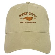 Surf City NC Baseball Cap