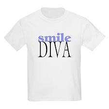 Smile Diva T-Shirt