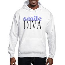 Smile Diva Hoodie