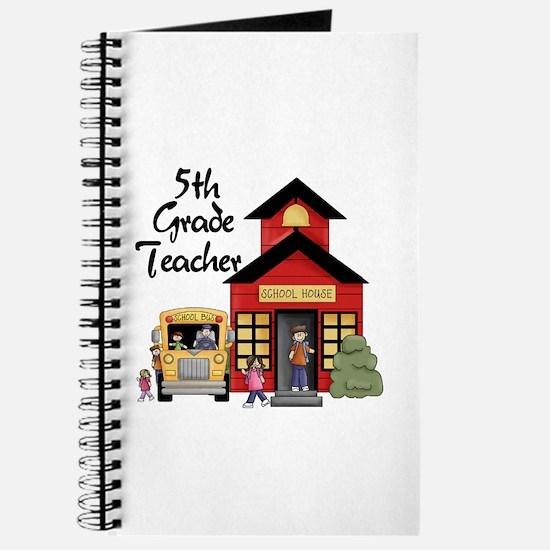 5th Grade Teacher Journal