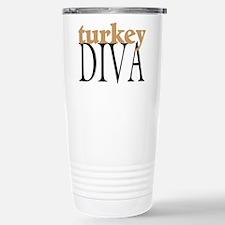 Turkey Diva Travel Mug