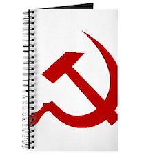 Red Hammer & Sickle Journal