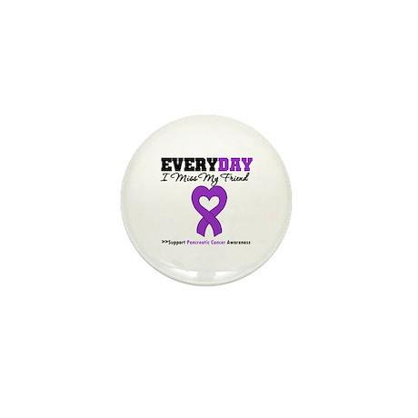 PancreaticCancerFriend Mini Button (10 pack)