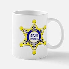 Major Matzaball Badge - Mug
