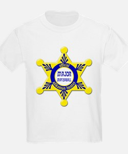 Major Matzaball Badge - T-Shirt
