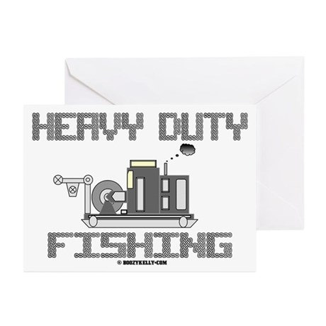 Heavy Duty Fishing Greeting Cards (Pk of 20)