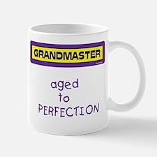 Aged to Perfection Mug (Purple and Yellow)