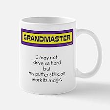 Putter Magic Mug (Purple and Yellow)