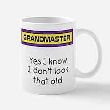yes I Know Mug (Purple and yellow)
