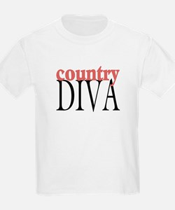 Country Diva T-Shirt