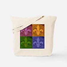 Fleur De Lis Art - Tote Bag