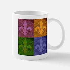Fleur De Lis Art - Small Small Mug