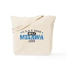 Misawa Air Force Base Tote Bag