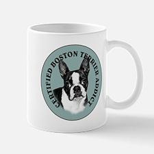 boston terrier addict Mug
