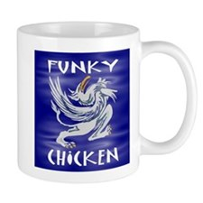FUNKY CHICKEN Small Mug
