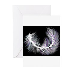 Light as a ..... Greeting Cards (Pk of 20)