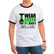 I Wear Green For My Son T