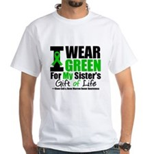 I Wear Green For My Sister Shirt