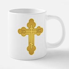 Orthodox Cross 20 oz Ceramic Mega Mug