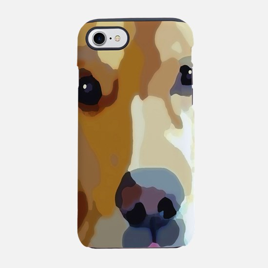 Golden Retriever iPhone 7 Tough Case