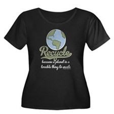 Planet Earth Recycle T