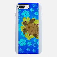 Hawaiian Turtle Nautical  iPhone 7 Plus Tough Case