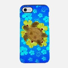 Unique Hawaiian islands iPhone 7 Tough Case
