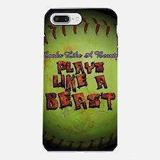 Plays Like A Beast Fastpi iPhone 7 Plus Tough Case
