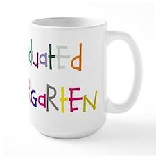 I graduated kindergarten Mug