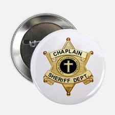 "Sheriff Badge Buttons 2.25"" Button (10 pack)"