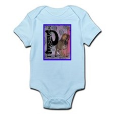PUGGLES BLUE Infant Creeper